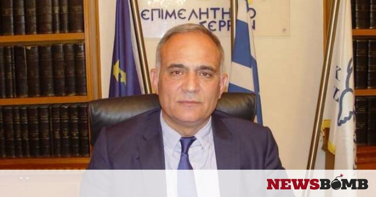 Χρήστος Μέγκλας: Θλίψη στις Σέρρες – Πέθανε ο πρώην πρόεδρος του Επιμελητηρίου – Newsbomb – Ειδησεις