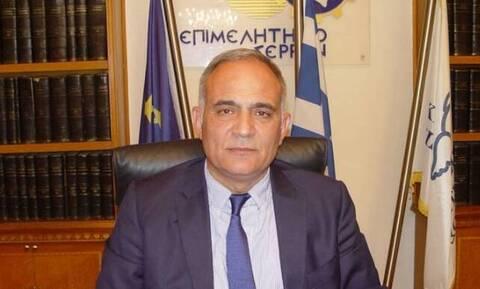 Χρήστος Μέγκλας: Θλίψη στις Σέρρες - Πέθανε ο πρώην πρόεδρος του Επιμελητηρίου
