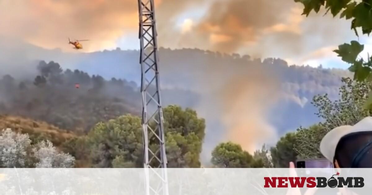 facebookCatalonia Fire