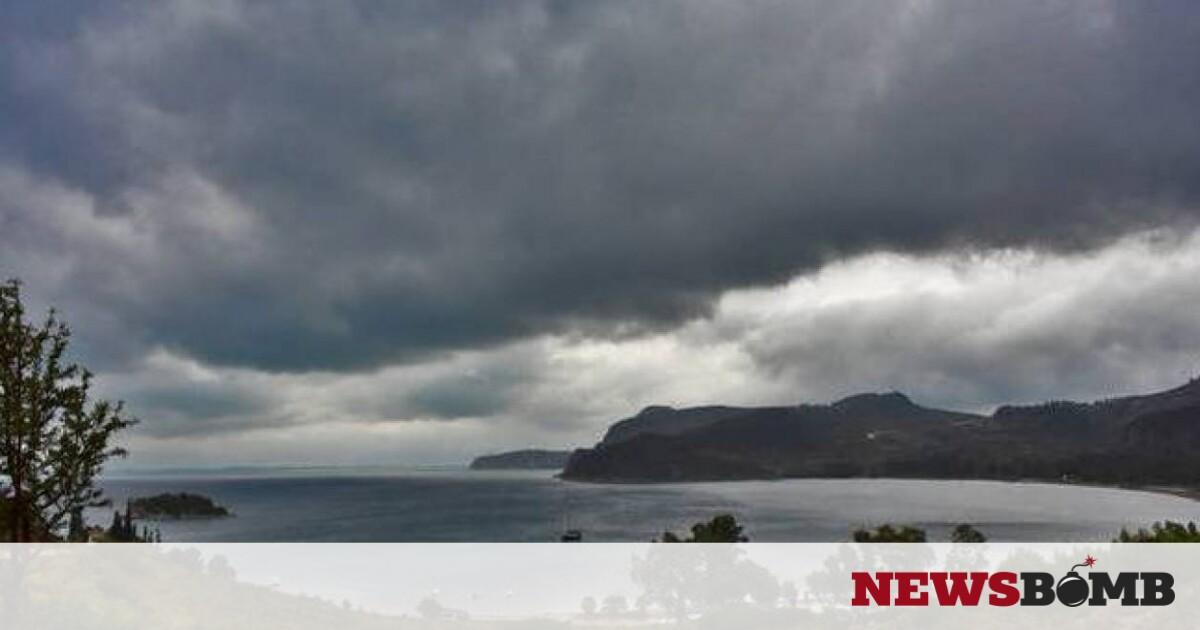 Καιρός: H «ψυχρή λίμνη» φέρνει καταιγίδες και χαλάζι – Πού θα είναι έντονα τα φαινόμενα – Newsbomb – Ειδησεις