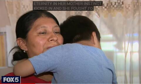 Nέα Υόρκη: Η απόπειρα απαγωγής ενός πεντάχρονου αγοριού και η σωτήρια επέμβαση της μητέρας (Vid)