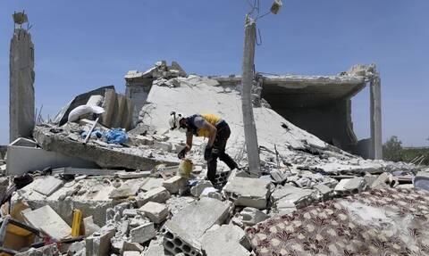 Συρία: Τουλάχιστον πέντε νεκροί, ανάμεσά τους και δύο παιδιά, από πλήγματα του καθεστώτος