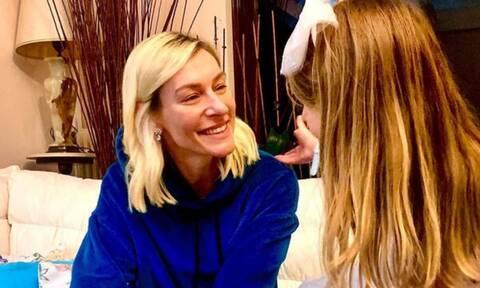 Ζέτα Δούκα: Η κόρη της μεταμφίεσε τη γιαγιά της
