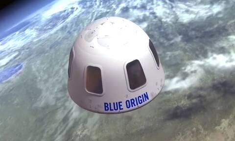 Τζεφ Μπέζος: Στην τελική ευθεία για την πρώτη πτήση στο διάστημα