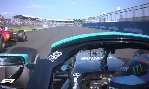 Formula 1: Κυρίαρχος Χάμιλτον στο Σίλβερστοουν, μετά το ατύχημα με Φερστάπεν (videos)