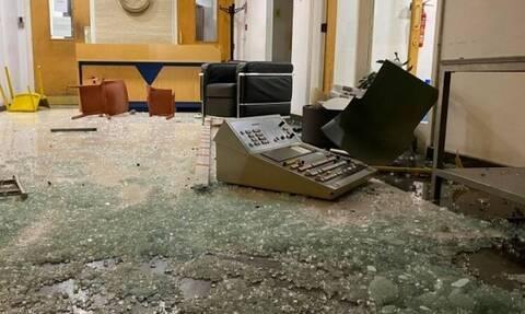 Κύπρος: Επίθεση με κροτίδες στον τηλεοπτικό σταθμό ΣΙΓΜΑ