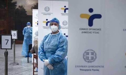 Κορονοϊός: Πού θα γίνονται σήμερα Δευτέρα (19/07) δωρεάν rapid test από τον ΕΟΔΥ