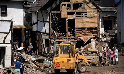 Число погибших в результате наводнения в Германии превысило 160