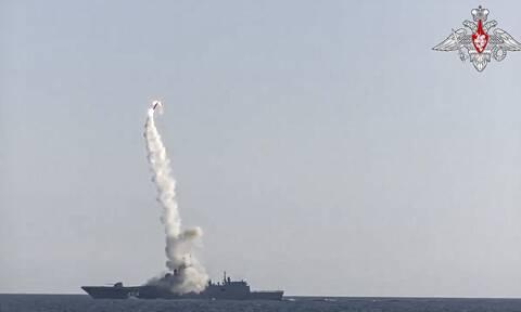 Ρωσία: Πραγματοποίησε με επιτυχία δοκιμή του υπερηχητικού πυραύλου Zircon