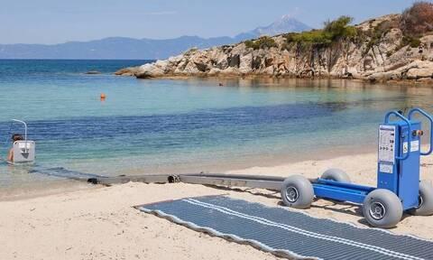SeaAccess®: Η ελληνική ιδέα παγκόσμιας πρωτοτυπίας που κάνει τη θάλασσα προσβάσιμη σε όλους