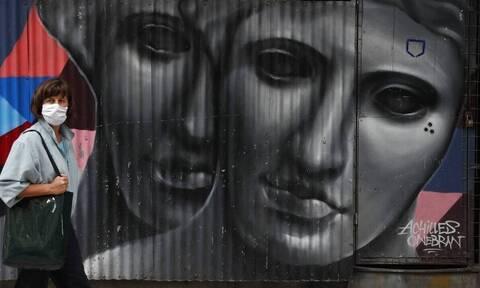 Σαρηγιάννης στο Newsbomb.gr: Μεγαλύτερη από ό,τι περιμέναμε η μεταδοτικότητα της μετάλλαξης Δέλτα