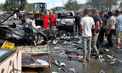 Ιράκ: Το Ισλαμικό Κράτος ανέλαβε την ευθύνη για την αιματηρή επίθεση στη Βαγδάτη
