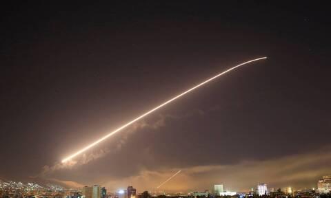 Συρία: «Ισραηλινή επίθεση» στο Χαλέπι