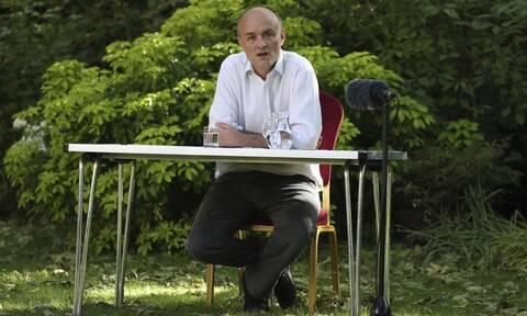 Βρετανία: O Τζόνσον δεν ήθελε lockdown γιατί ο κορωνοϊός «σκότωνε μόνο 80ρηδες»- Nέα «βόμβα Κάμινγκς