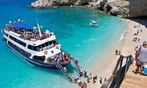 Греция стала одним из самых популярных направлений среди российских туристов