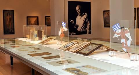 32 χρόνια από το θάνατο του Γιάννη Τσαρούχη: Δείτε το βίντεο από το ατελιέ του