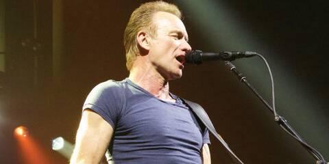 Ο Sting επιστρέφει στην Ελλάδα για δυο συναυλίες