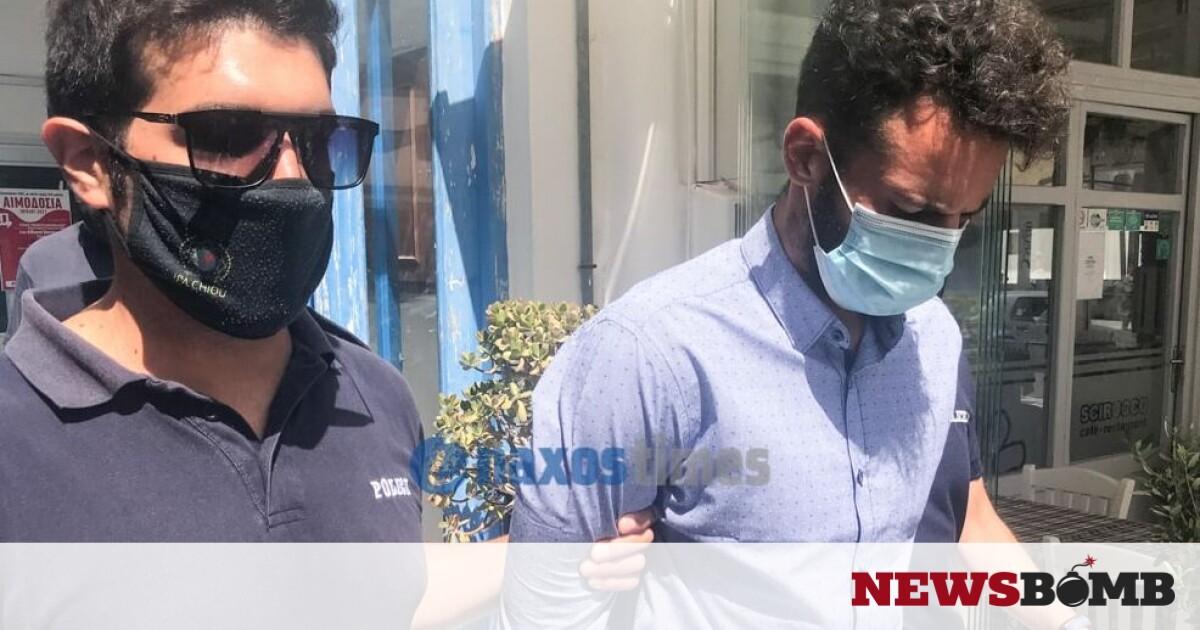 Φολέγανδρος: Προκλητικός ο 30χρονος – Ευχήθηκε «καλή δύναμη στους γονείς της Γαρυφαλλιάς» – Newsbomb – Ειδησεις