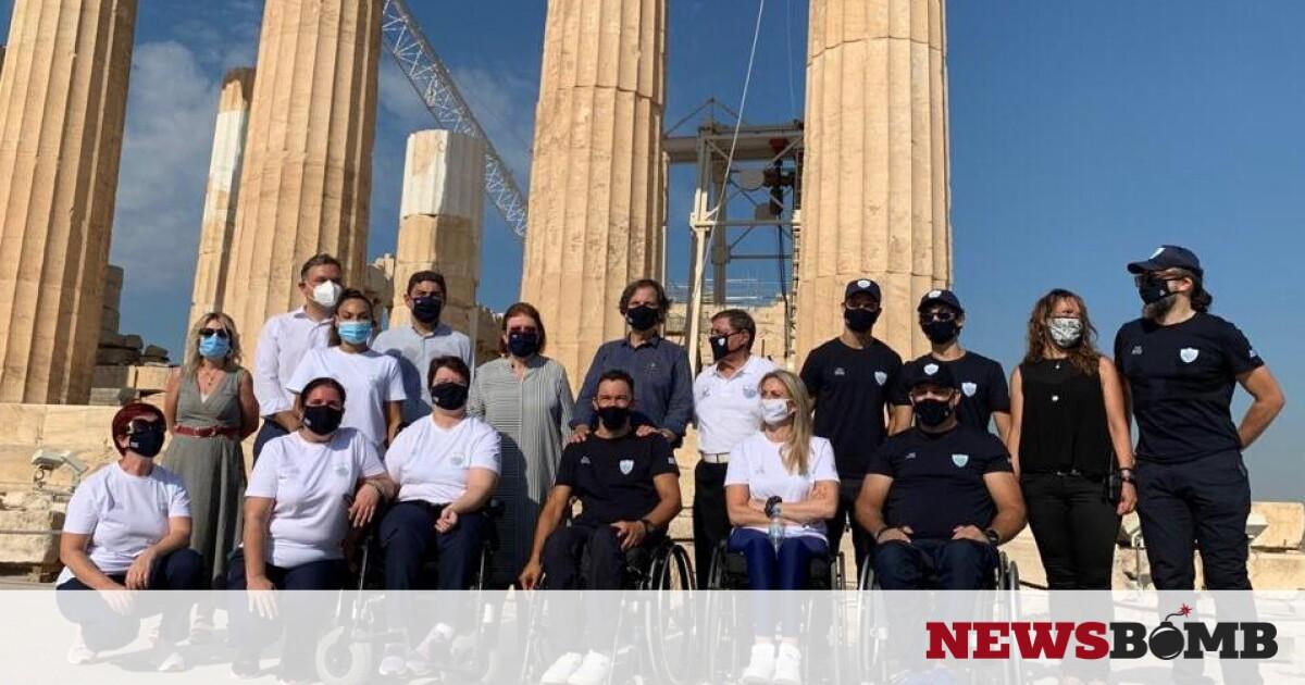 facebookparaolympiaki omada akropoli