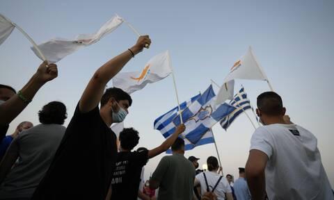 ΥΠΕΞ: Παραβιάζονται αποφάσεις του ΟΗΕ στην Κύπρο - Μοναδική λύση η Διζωνική Δικοινοτική Ομοσπονδία