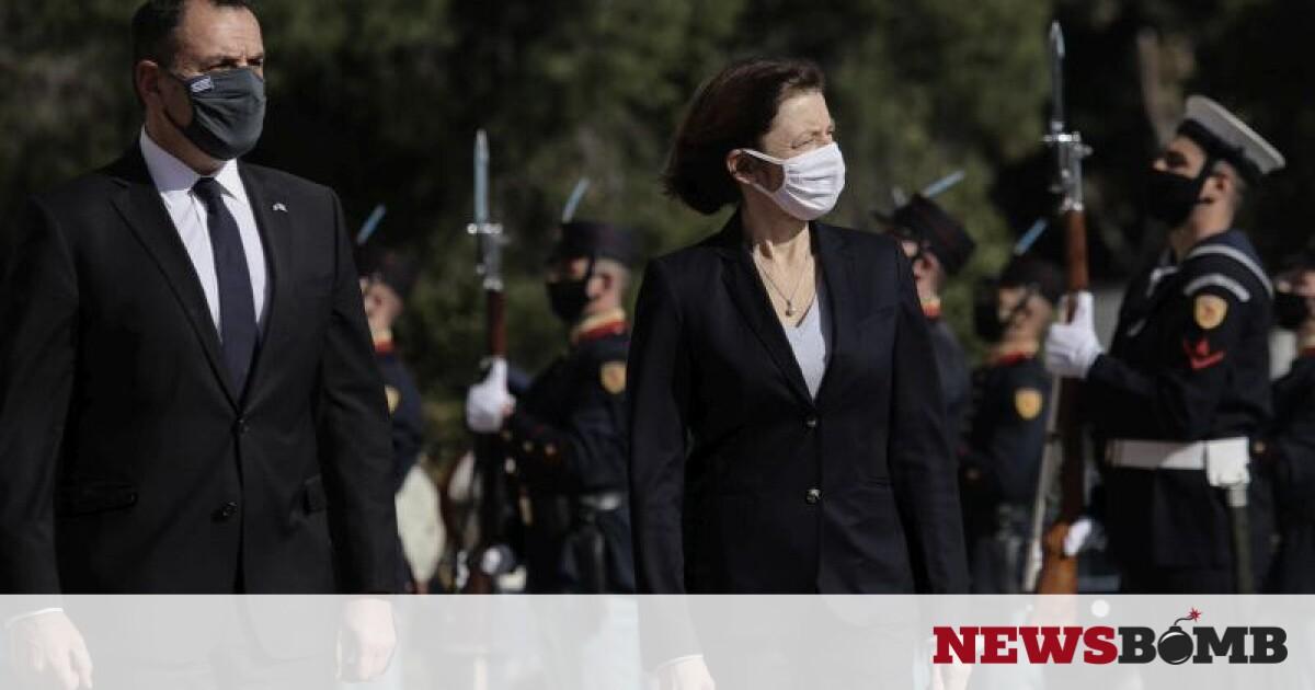 Πολεμική Αεροπορία: Παραλαμβάνει το πρώτο Rafale η Ελλάδα – Συνάντηση Παναγιωτόπουλου, Παρλί – Newsbomb – Ειδησεις