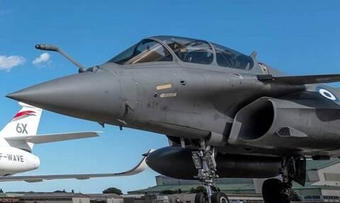 Πολεμική Αεροπορία: Ιστορική μέρα! Ο Παναγιωτόπουλος παραλαμβάνει το πρώτο ελληνικό Rafale