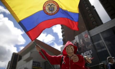 Κρίση στην Κολομβία: Στον δρόμο ξανά χιλιάδες διαδηλωτές