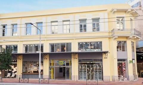Το πρώτο κατάστημα ΙΚΕΑ «νέας γενιάς»  έφτασε και βρίσκεται στο κέντρο του Πειραιά!