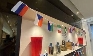 В официальных гостиницах Олимпиады в Токио разрешено использовать российские флаги