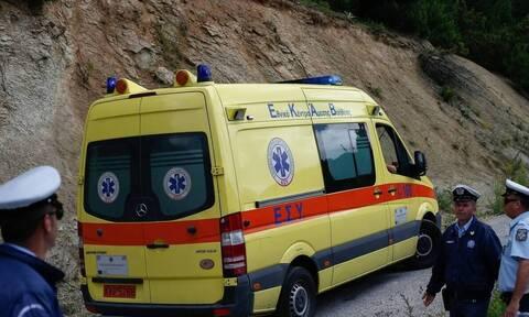 Κρήτη: Σοβαρό τροχαίο στην Ιεράπετρα - Διασωληνώθηκε 21χρονος