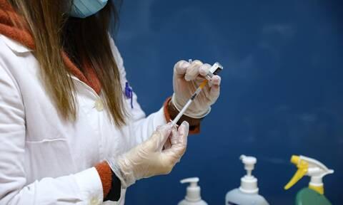 Γηροκομείο Βόλου εμβολιασμοί