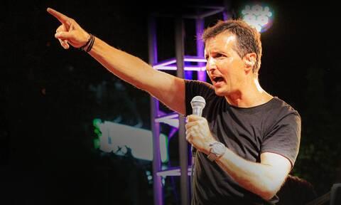 Δημήτρης Μπάσης στο Newsbomb.gr: «Η μουσική είναι στο DNA του λαού μας»