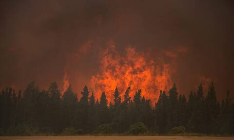 Καναδάς: Σε κατάσταση έκτακτης ανάγκης η Βρετανική Κολομβία απο τις πυρκαγιές