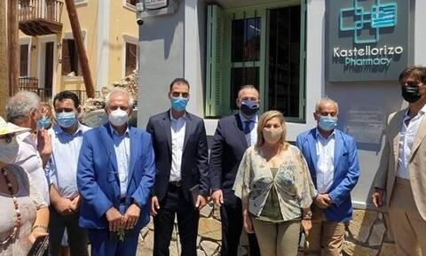 Βαλτάς: Εθνική αναγκαιότητα η ίδρυση φαρμακείου στο Καστελλόριζο