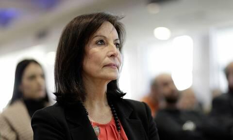 H κυρία Άννα Διαμαντοπούλου «αναπολεί» το σχέδιο Ανάν