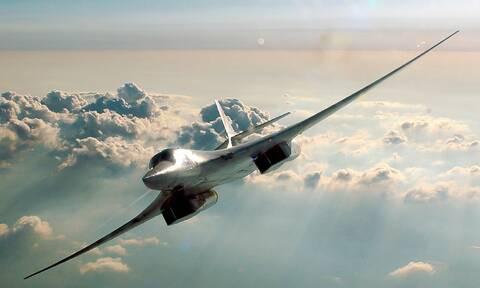 Η Νορβηγία απογείωσε μαχητικά λόγω πτήσης ρωσικών βομβαρδιστικών πάνω από τη Νορβηγική Θάλασσα