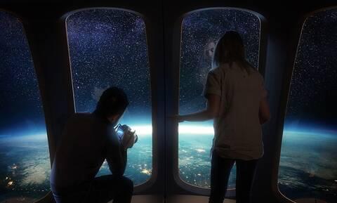 Ταξίδι στο διάστημα: Μπράνσον και Μπέζος άνοιξαν την όρεξη - Τώρα και γάμοι με εισιτήριο $125.000