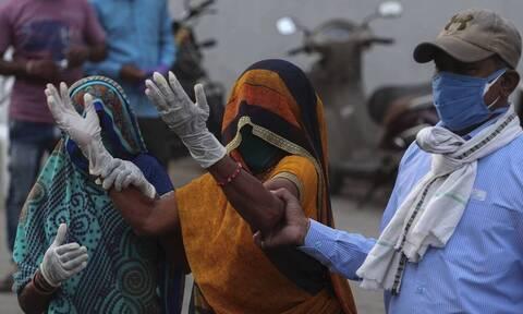 Ινδία: Έξαρση «μαύρου μύκητα» σε ασθενείς με κορονοϊό - Κατά 50% θανατηφόρα λοίμωξη