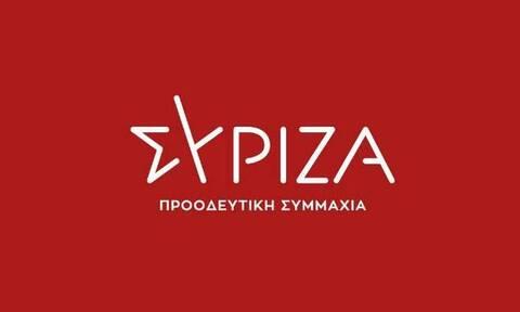 ΣΥΡΙΖΑ: Η κυβερνητική τροπολογία περί υποχρεωτικότητας εμβολιασμών σημαίνει απολύσεις εργαζομένων