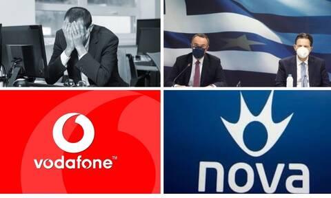 Ο γκαφατζής broker, οι συνομιλίες Nova – Vodafone και το «δώρο» στους μικρομεσαίους