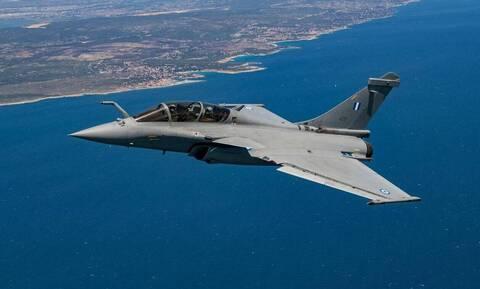Rafale: Η «Σάρισα» της Πολεμικής Αεροπορίας! Το υπερόπλο στα χέρια των καλύτερων πιλότων του ΝΑΤΟ
