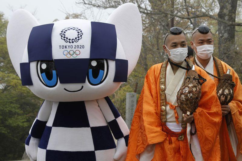 tokio mascot