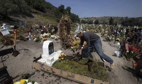 «Καλπάζει» ο κορονοϊός στο Μεξικό: Πάνω από 15.00 κρούσματα και σχεδόν 400 θάνατοι σε 24 ώρες