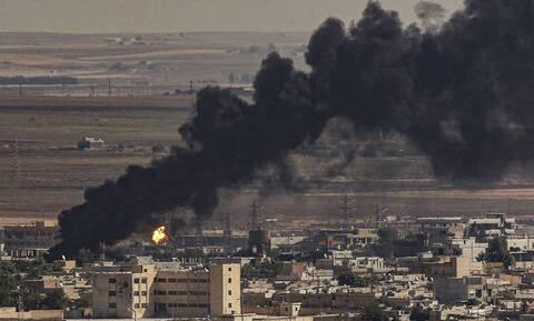 Συρία: Αεροπορικά πλήγματα του Ισραήλ στη Χομς