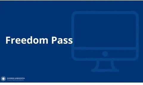 Κορονοϊός: Περισσότεροι από 130 χιλιάδες νέοι έχουν ενεργοποιήσει το «Freedom Pass»