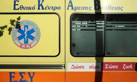 Θεσσαλονίκη: Δύο νεκροί σε φρικτό τροχαίο - Σύγκρουση τρακτέρ με μίνι βαν