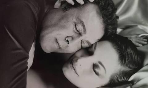 Η τελευταία «καληνύχτα» της Άντζελας Γκερέκου στον Τόλη Βοσκόπουλο - Λίγο μετά την κηδεία