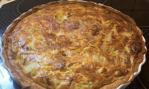 Συνταγή για την απόλυτη Quiche Lorraine που θα μαγέψει τον ουρανίσκο σας (Γράφει η Majenco)