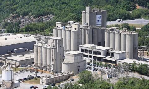 ΤΙΤΑΝ: Δημιουργεί το έξυπνο εργοστάσιο τσιμέντου του μέλλοντος