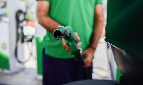 Τιμή βενζίνης